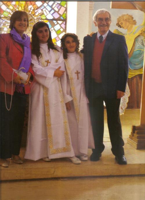 PRIMA COMUNIO DI BEATRICE E SILVIA