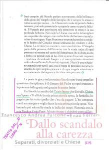 DALLO SCANDALO ALLA CAREZZA 11