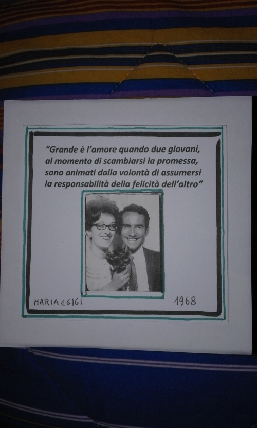 Maria e Gigi 1968